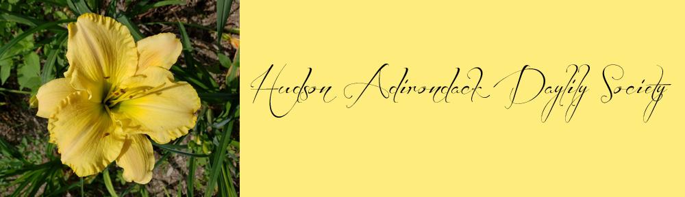 Hudson Adirondack Daylily Society (HADS)